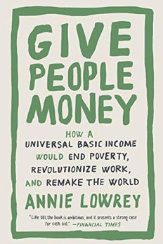 Give People Money book cover