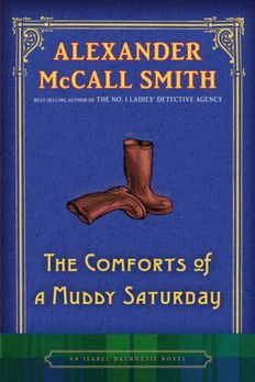 The Comforts of a Muddy Saturday book cover