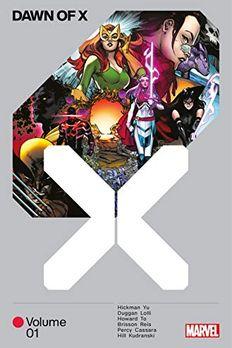 Dawn of X Vol. 1 book cover
