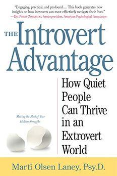 The Introvert Advantage book cover