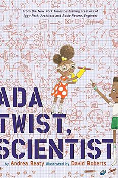 Ada Twist, Scientist book cover