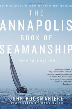 The Annapolis Book of Seamanship book cover