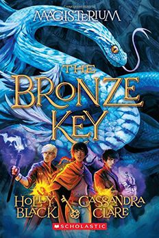 The Bronze Key book cover