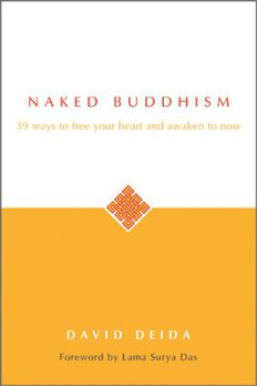 Naked Buddhism book cover