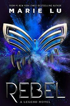 Rebel book cover