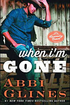 When I'm Gone book cover