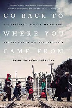 Go Back to Where You Came From book cover