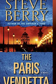 The Paris Vendetta book cover
