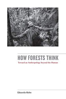 How Forests Think book cover
