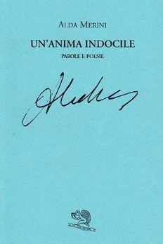 Un'anima indocile book cover
