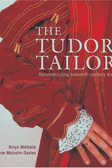 The Tudor Tailor book cover