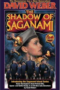 The Shadow of Saganami book cover