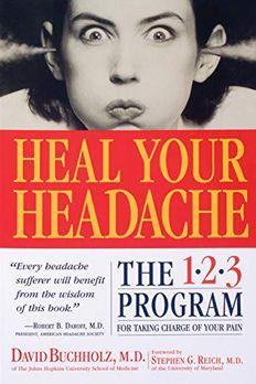 Heal Your Headache book cover