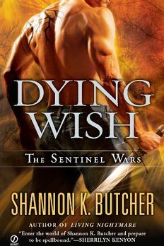 Dying Wish book cover