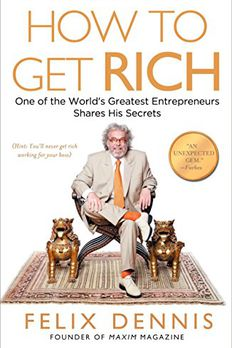 How to Get Rich book cover