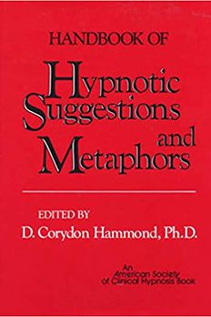 Handbook of Hypnotic Suggestions and Metaphors book cover