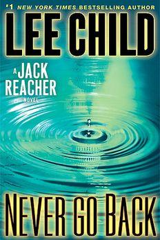 Jack Reacher book cover
