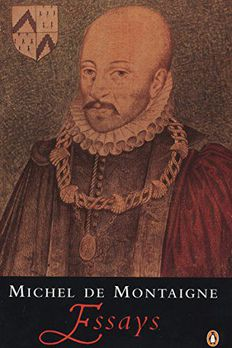 Montaigne book cover