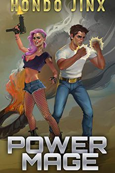 Power Mage book cover