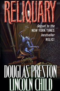 Reliquary book cover