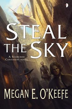 Steal the Sky book cover
