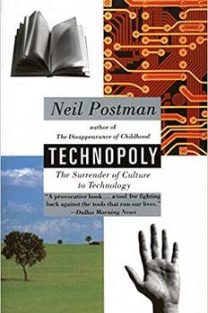 Technopoly book cover