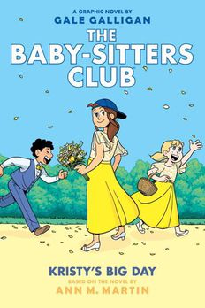 The Baby-Sitters Club book cover