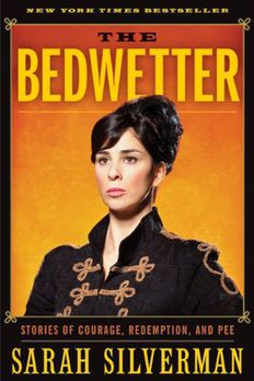 The Bedwetter book cover