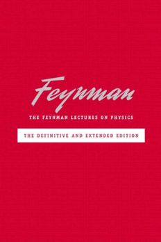The Feynman Lectures on Physics book cover