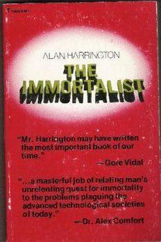 The Immortalist book cover