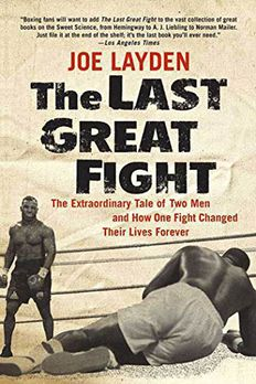 The Last Great Fight book cover