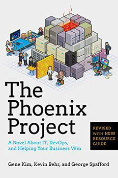 The Phoenix Project book cover